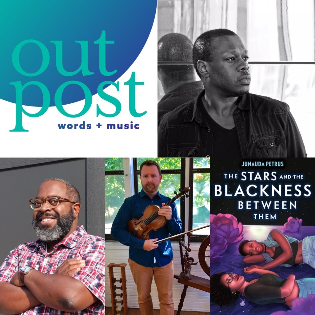 Outpost: words & music - Sunday, October 10, 2021 - Under The Canopy at The Hook and Ladder Theater