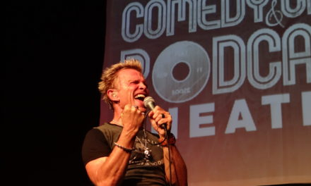 Billy Idol is Our Rebel with a Cause