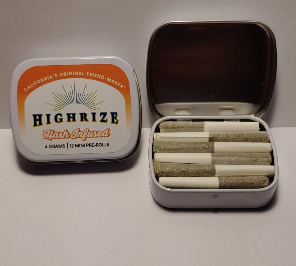 Highrize Hash Infused