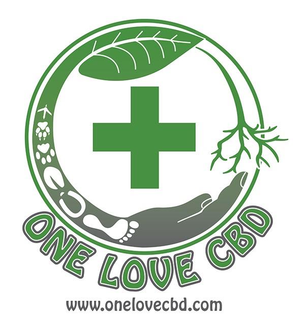 one love cbd logo