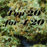 Cannapolitan's Top 20 for 420