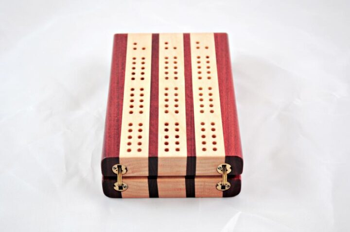 CTC3 - Bloodwood & Maple - Hinges