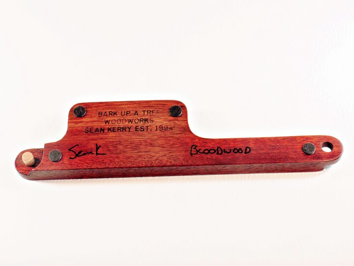 PJE - Bloodwood Single Back