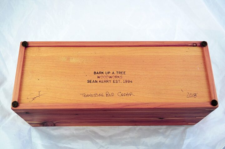 STBPJ - Tennessee Red Cedar - Bottom