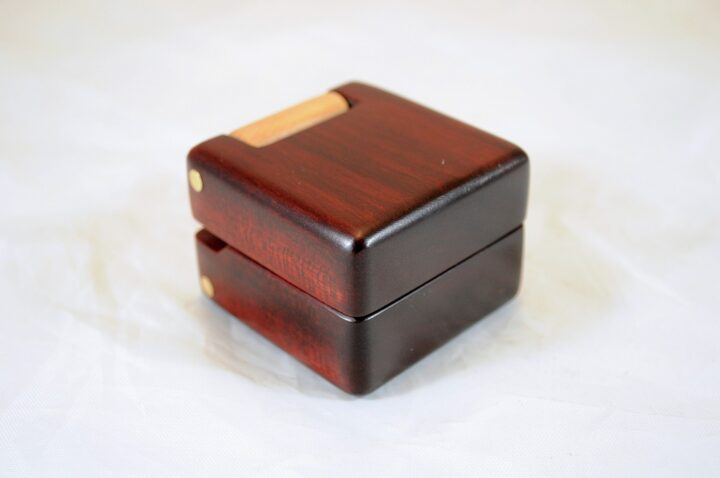 ERB-149 Bloodwood & Curly Soft Maple - Main