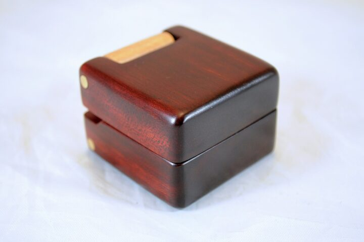 ERB-150 Bloodwood & Curly Soft Maple - Main