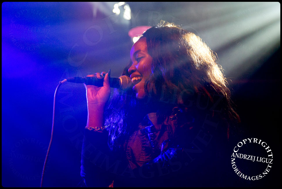 Tkay Maidza at CMJ 2014 © Andrzej Liguz/moreimages.net. Not to be used without permission
