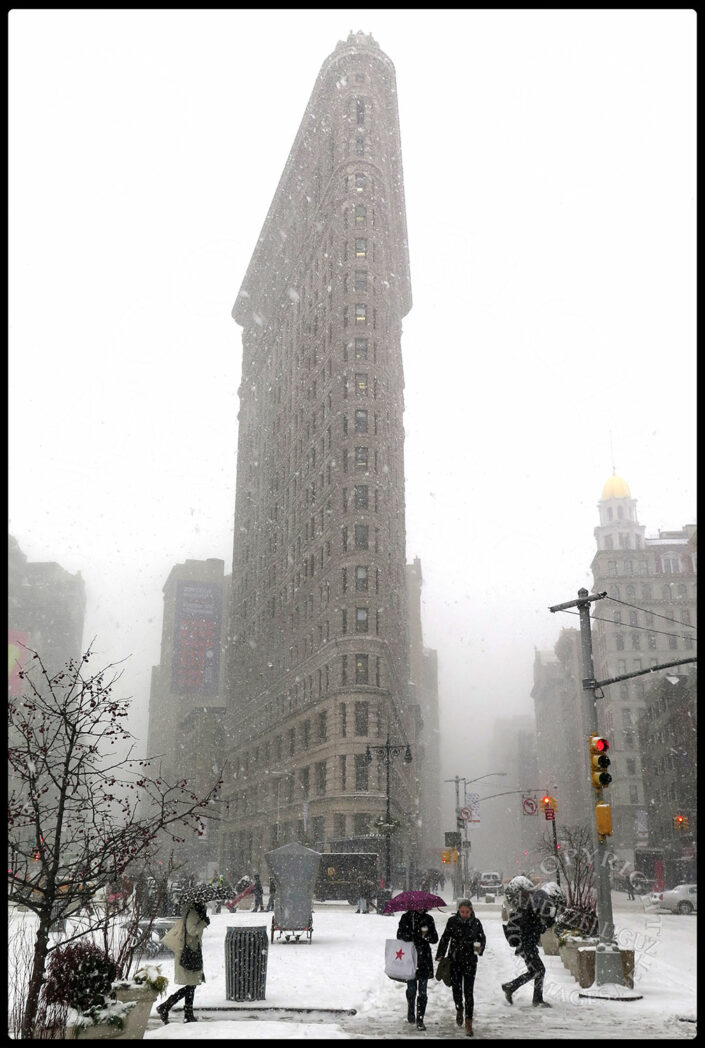 Flatiron Building, NYC, NY