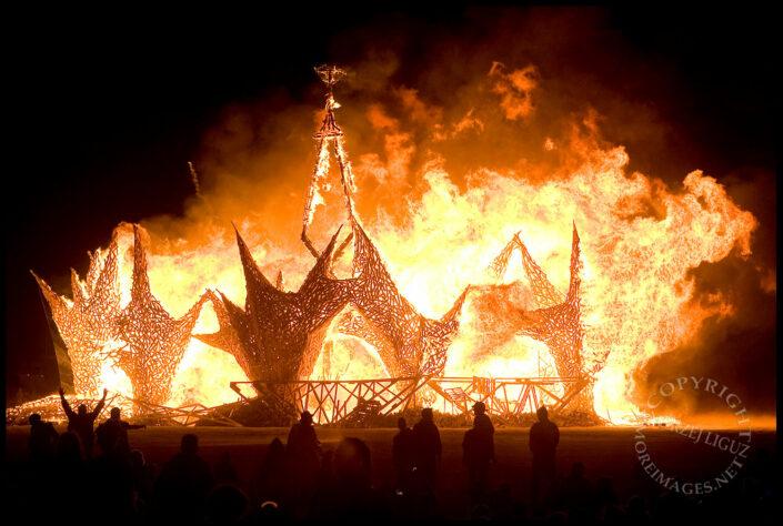 Burning Man, Black Rock City, Nevada