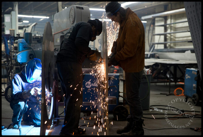 Welding and Grinding, Brooklyn, NY