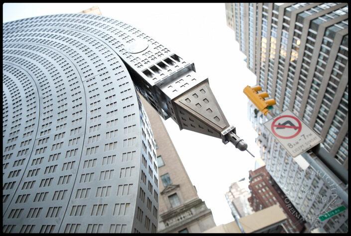 Metropolitan Life Tower Sculpture, Park Avenue, NYC, NY