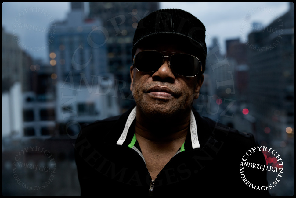 Bobby Womack in NYC © Andrzej Liguz/moreimages.net. Not to be used without permission