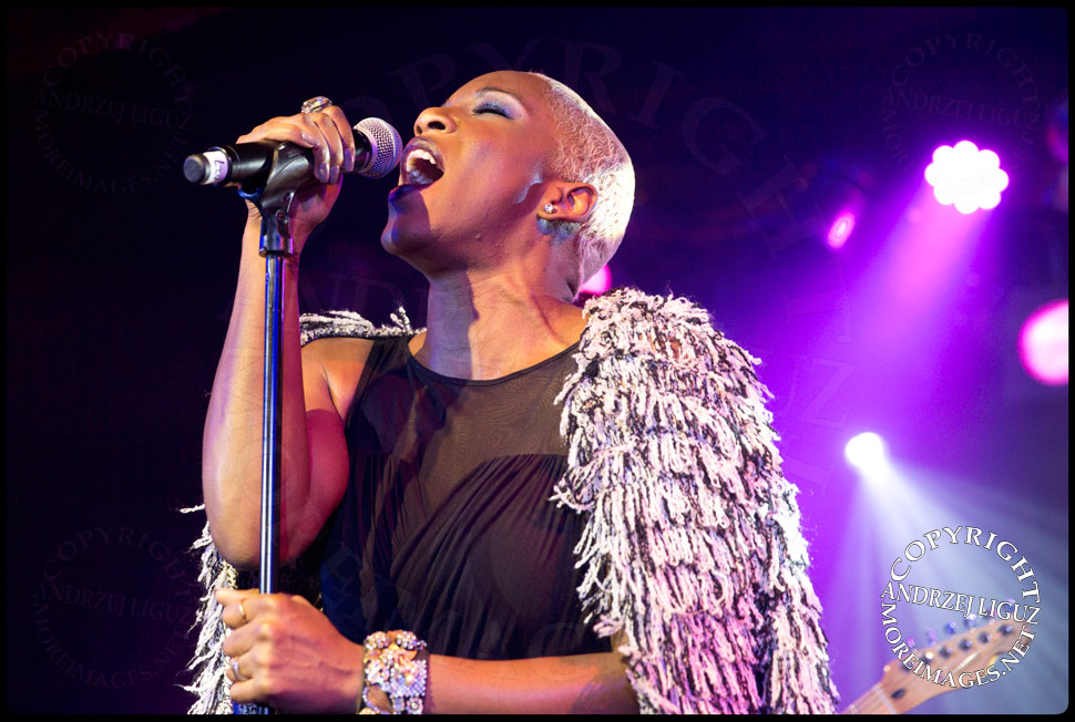 LiV Warfield at BB Kings © Andrzej Liguz/moreimages.net. Not to be used without permission