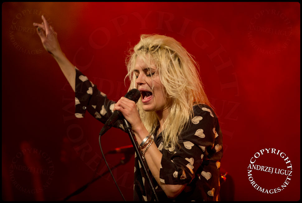 The Kills at CMJ 2014 © Andrzej Liguz/moreimages.net. Not to be used without permission