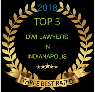 """Attorney Marc Lopez named one of the """"Top 3 DWI Lawyers in Indianapolis"""""""