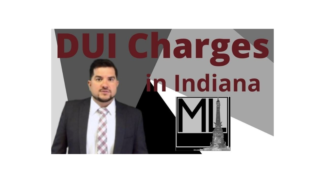 Different Types of DUI / OVWI Charges in Indiana