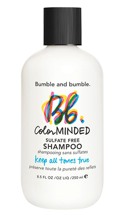 Bumble and Bumble's Color Minded Sulfate Free Shampoo and Conditioner