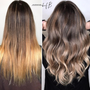 Hair Color Correction San Diego