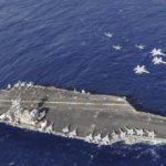 [시사] 미 본토 지키는 3함대가 온다? 미국 독자적 행동 나설까.