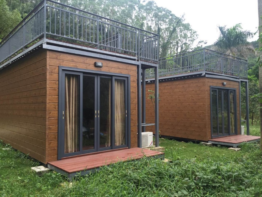 China made low cost Container homes Hot