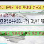 [시사] 문재인 외통수 외교 자충수 결과 삼면초가 고립무원, 러시아, 중국, 일본에게 영공 헌납