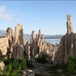 미국 서부지역 자연 100배 즐기기 (3) Mono Lake-Devils Postpile N M-Rainbow Water fall-Vasquez Rocks N A