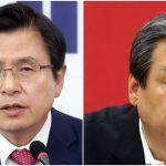 [시사] 황교안, 보수 통합의 지혜 얻으려 김무성 만나나? 황, 김 7월 1일 단독 회동
