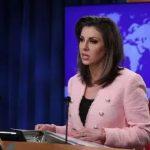 """[시사] 모건 미 국무부 대변인, """"지소미아 파기, 미군에 대한 위험 증가"""""""