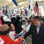 [시사] 조원진 방미, 文정부 자유민주주의 훼손 폭로한다.