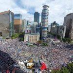 [시사] '문재인 하야', '조국 사퇴' 좌파 정권 향한 300만 국민의 분노