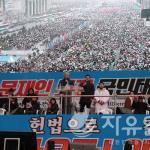 """[논설] """"전광훈목사 구속영장은 3대종단 2,500만 신자에 선전포고다"""""""