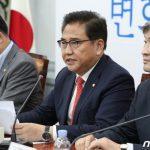 """통합당 강경발언 """"통일부 폐지, 핵에는 핵으로…"""""""
