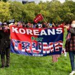 [포토] 민주당 텃밭 시애틀도 트럼프 열기 후끈… 한인들 앞장