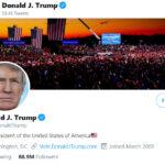 """트럼프 대통령 """"내가 대선 이겼다"""" 트윗 날려"""