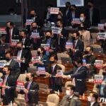 헌법 1조 대한민국은 민주공화국, 이제 아니다!