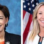 비교되는 두 여성 의원, 영김 VS. 마조리 그린