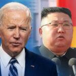 """백악관 """"바이든, 김정은 만날 의향 없다…접근방식 달라"""""""