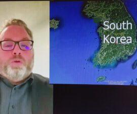 Dr. Kevin Waldrop South Korea