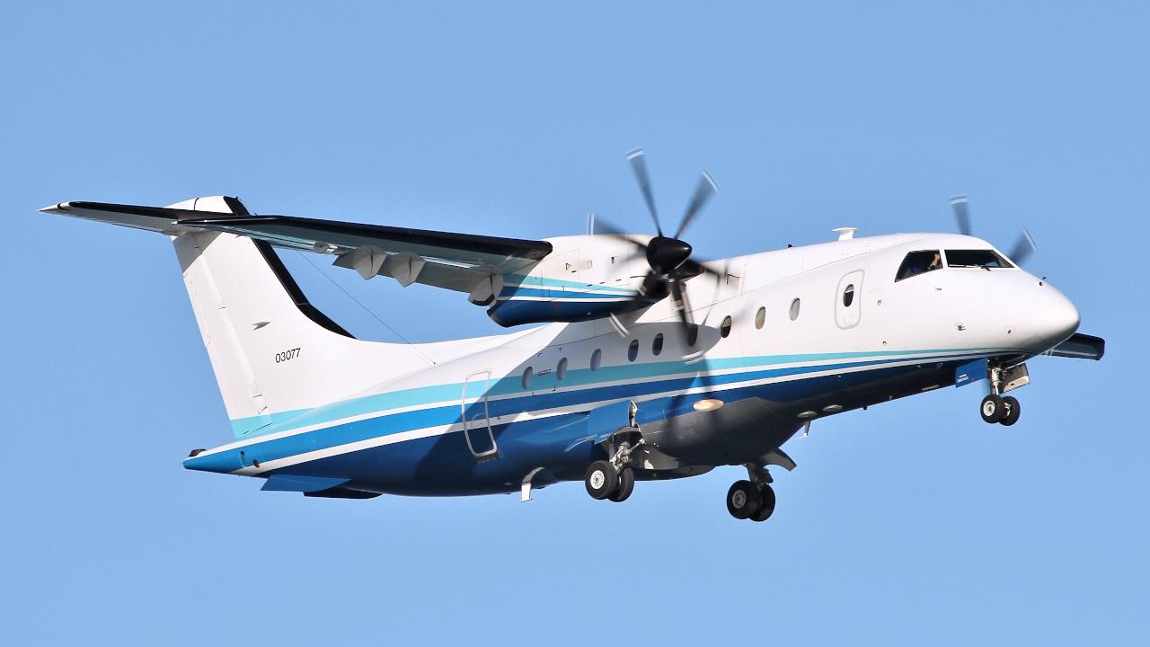 146A 미 항공기
