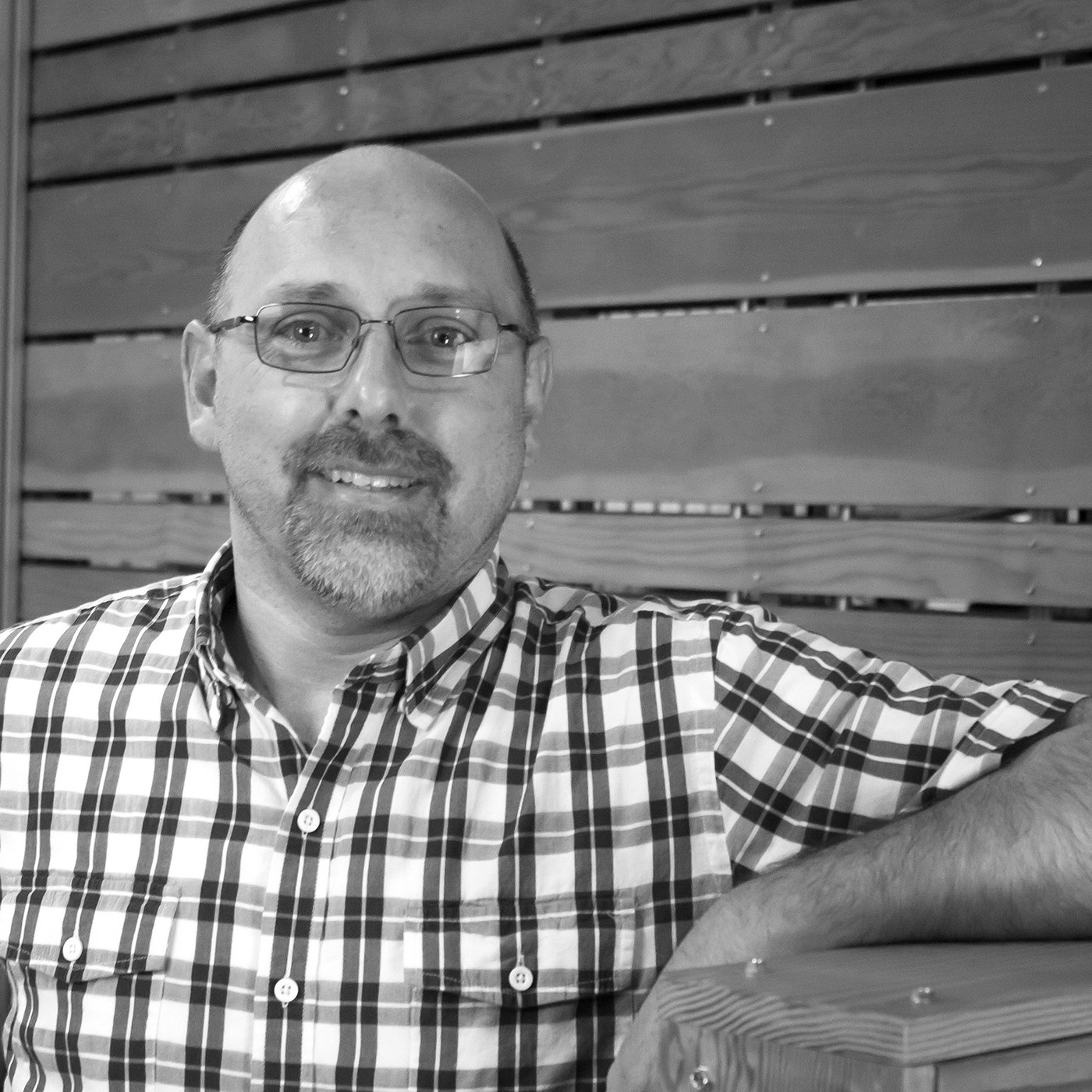 Portrait of Jimi Liddic - Project Manager