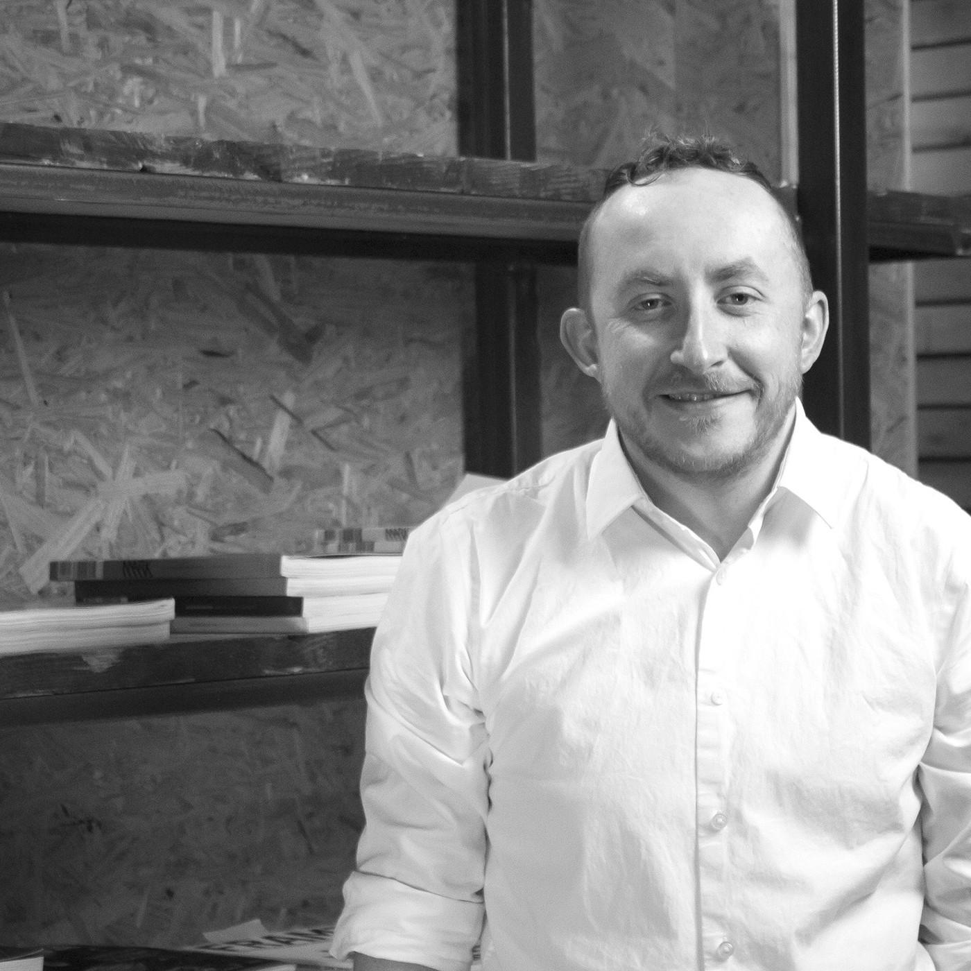 Portrait of Ronnie Schneider - Foodservice Designer