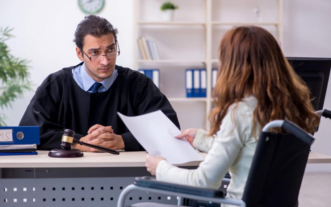 social security disability hearing