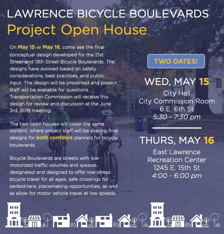 Bicycle Boulevards final conceptual design