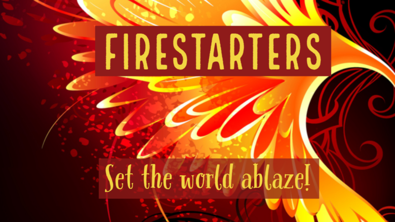 Firestarters Web
