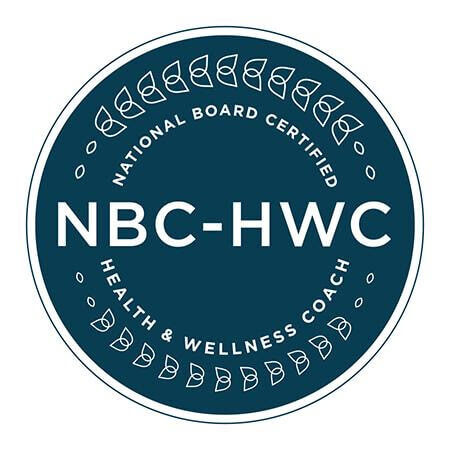 National Board-certified Health and Wellness Coach