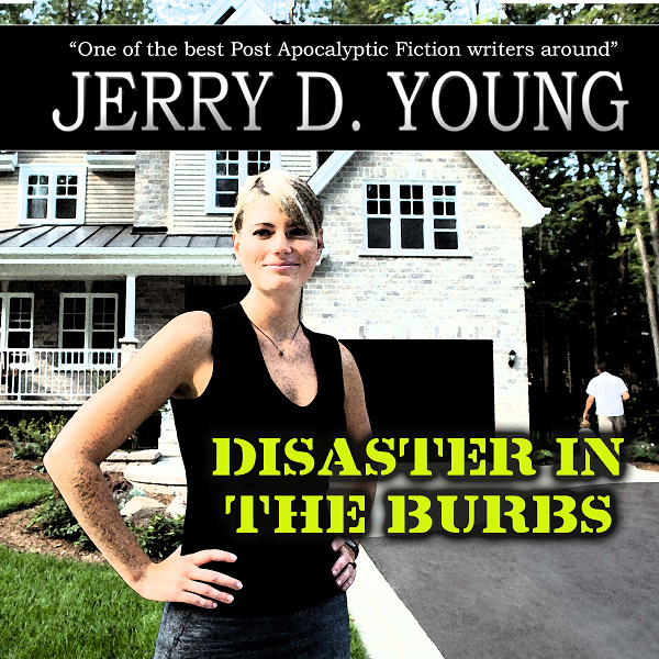 Disaster in the Burbs Audio book by Jerry D. Young