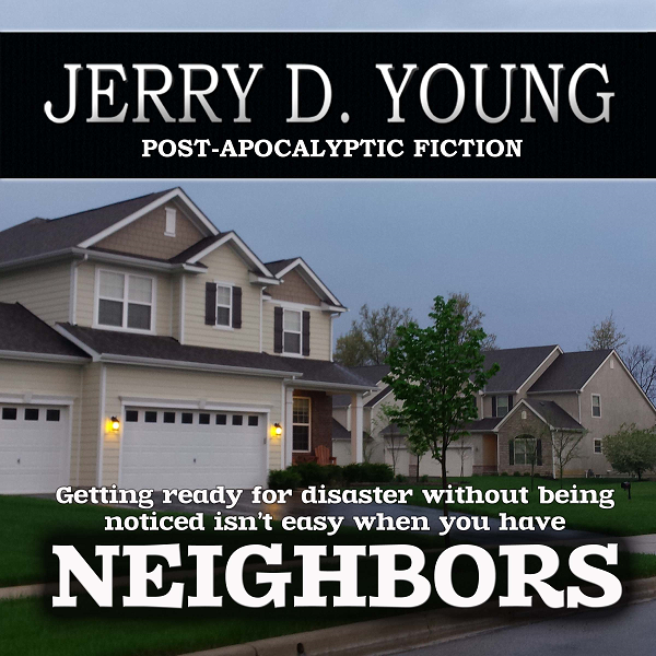 Neighbors by Jerry D. young
