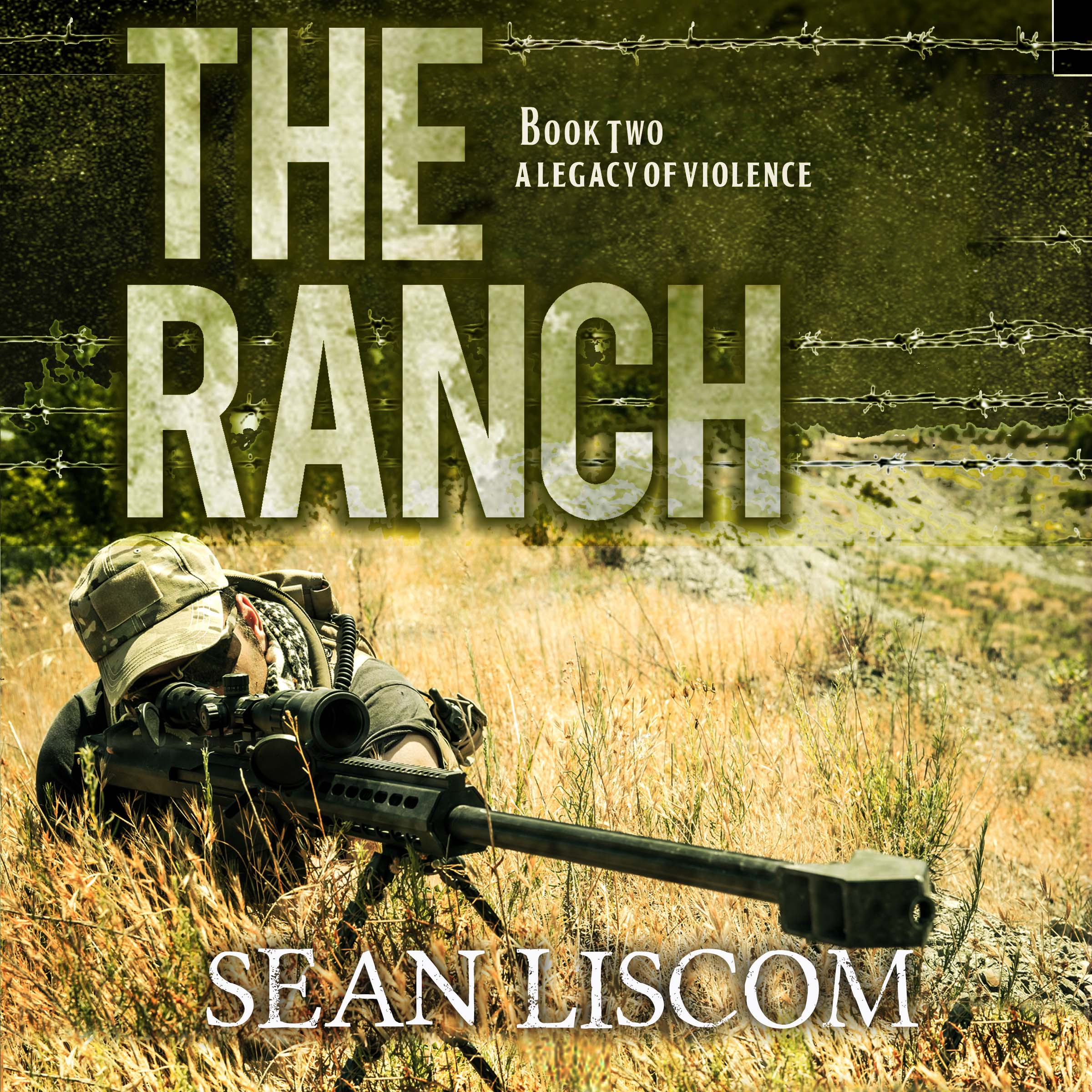 The Ranch A legacy of Violence Audiobook Christopher Lane Sean Liscom