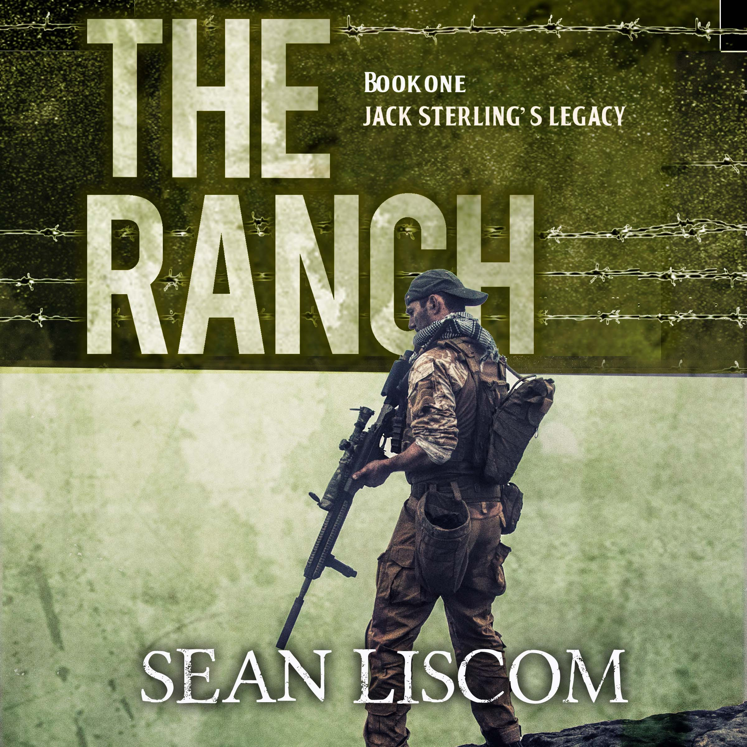 The Ranch by Sean Liscom Audiobook Cover