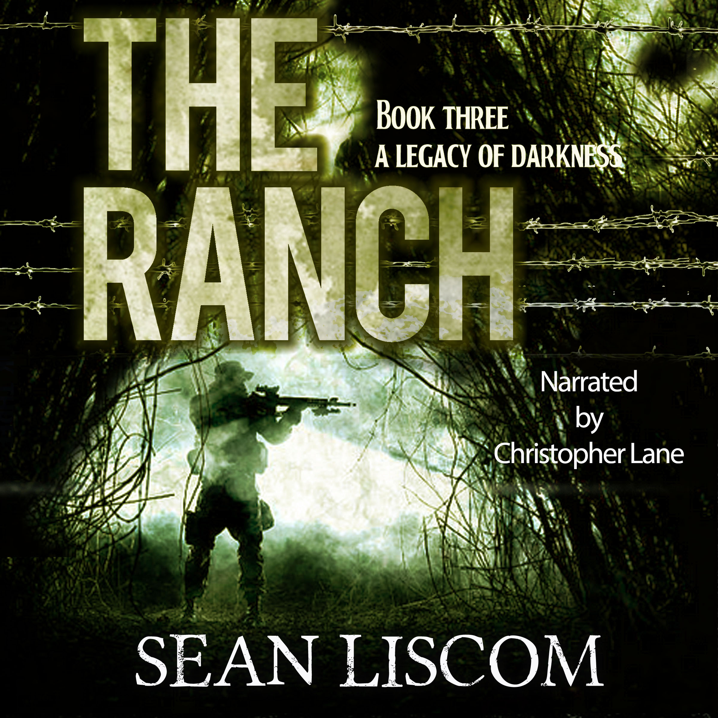 The Ranch Book 3 by Sean Liscom Audiobook Cover